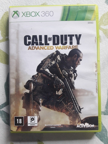 Call Of Duty Advanced Warfare Xbox 360 Português