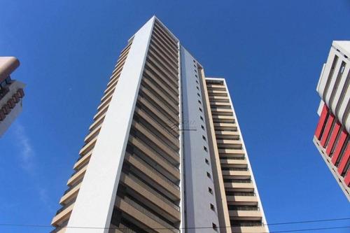 Imagem 1 de 30 de Apartamento Com 3 Quartos À Venda, 110 M², Área De Lazer, 3 Vagas, Financia - Meireles - Fortaleza/ce - Ap0434