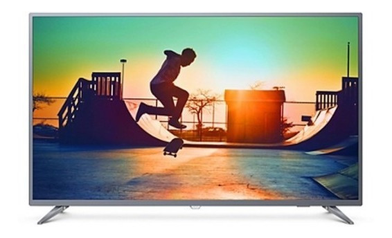 Televisor Smart Philips Tela 50 Led 4k Ultra Hd Slim Pixel P