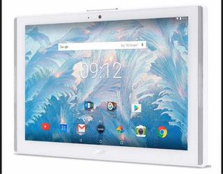 Tablet Acer Icona 10.1 B3-a40 (con Cable Usb Y Cargador)