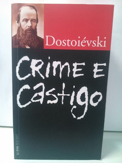 Dostoiévski Crime E Castigo Vol 600 L&pm Pocket - 1515