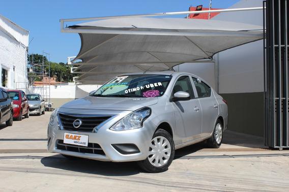 Nissan Versa 1.0 2019