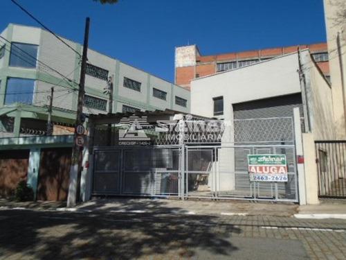 Imagem 1 de 15 de Aluguel Galpão Até 1.000 M2 Vila Das Palmeiras Guarulhos R$ 8.500,00 - 37424a