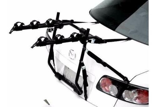 Portabicicletas Baúl X3 Para Todo Tipo De Vehículo