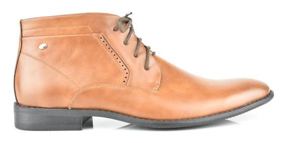 Botín Para Hombre Lob Footwear 578-9510 Marrón Nuevo Oi19
