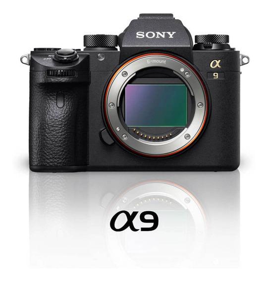 Câmera Sony A9 Mirrorless 4k Full-frame | Ilce9/b (corpo)