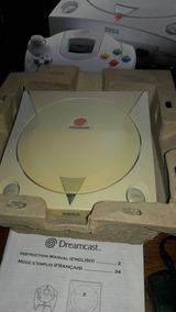 Console Dreamcast Com Leitor Ruim (gratis Mais De 40 Jogos)