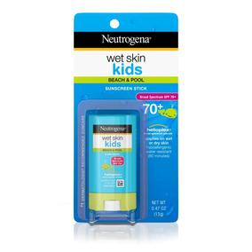 Protetor Solar Kids Wet Skin Fps 70 (bastão) - Neutrogena