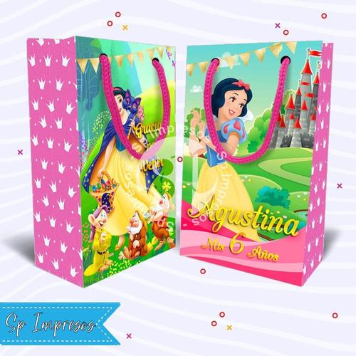 Bolsitas Sorpresitas Souvenirs Blancanieves Pack 15 Unidades