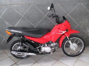 Honda Pop 100 Vermelha 2015