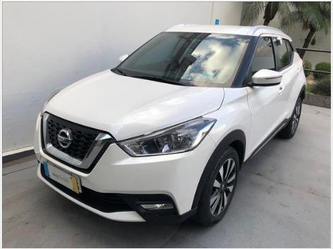 Nissan Kicks 1.6 Sv Cvt (flexstar) 2018-único Dono