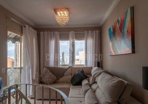 Imagem 1 de 15 de 2 Dormitórios (sendo 1 Suíte) - 2 Vagas - Perdizes - Cf67687