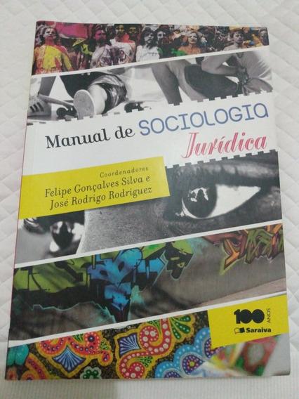 Livro Manual De Sociologia Jurídica