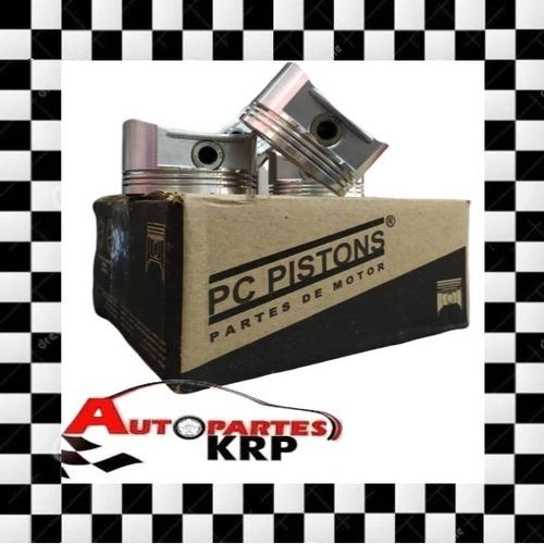 Pistones Optra Limited  020 + Anillos / 90v