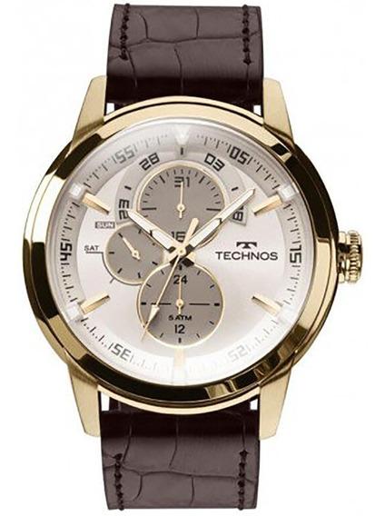 Relógio Technos Classic Grandtech 6p57ac/2c