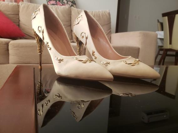Sapato De Festa Feminino - Tamanho 36