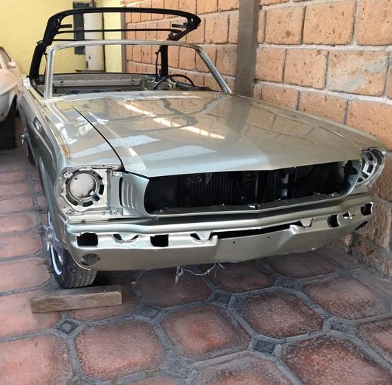 Mustang Convertible 66´