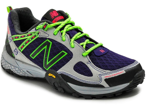 Zapatillas New Balance Outdoor Wo889gy Mujer Super Oferta