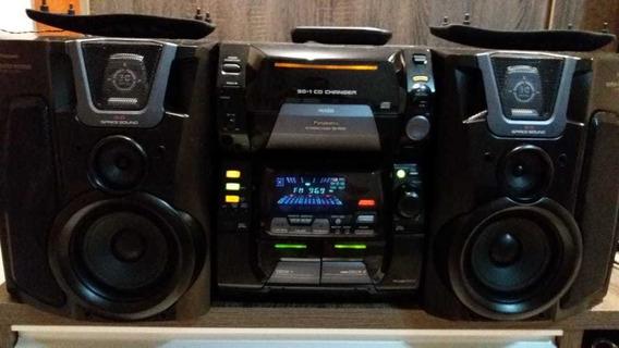 Som Home Theat Panasonic Ak 91 .aiwa.sony.philips.gradiente