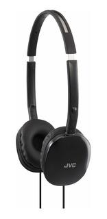 Auriculares Sobre Oido Jvsqnu Ha-s160-be Audifonos Negro