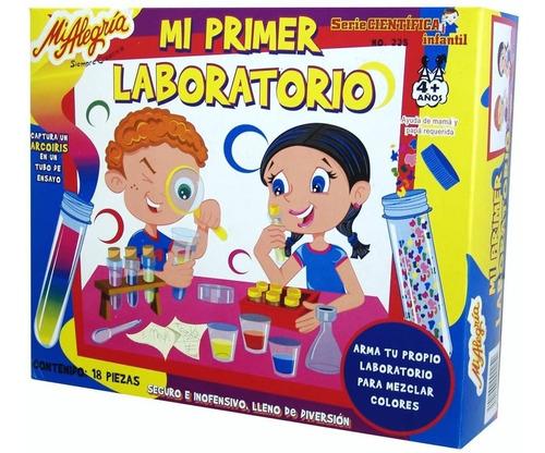 Juguetes Mi Alegria Mi Primer Laboratorio