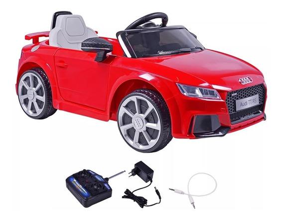 Carrinho Conversivel Elétrico Passeio Infantil Audi - Belfix