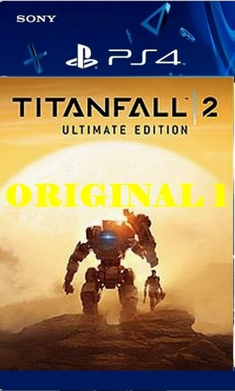 Titanfall 2 - Ps4 Psn Cod 1 Envio Agora