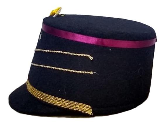 Sombrero Soldadito De Plomo Cascanueces Niño Negro