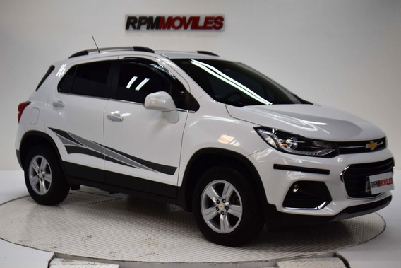 Chevrolet Tracker 1.8 Ltz+ 2017 Rpm Moviles