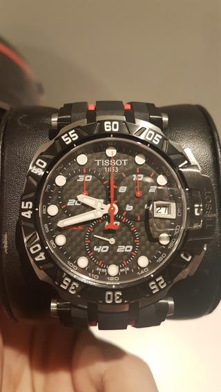 Relogio Tissot T-race Moto Gp Edição Limitada