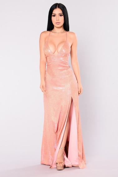 Sexy Vestido Largo Importado