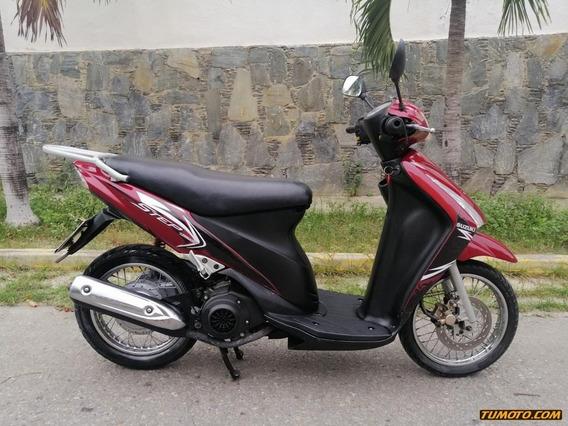 Motos Suzuki Step 125 Automatica