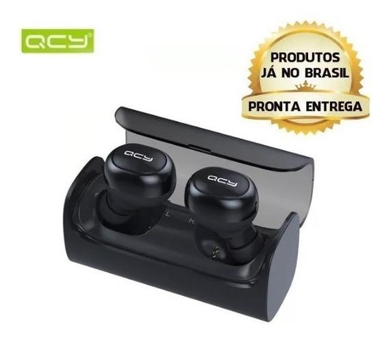 Qcy Q29 Fone De Ouvido Bluetooth Duo Mini Tws Pronta Entrega