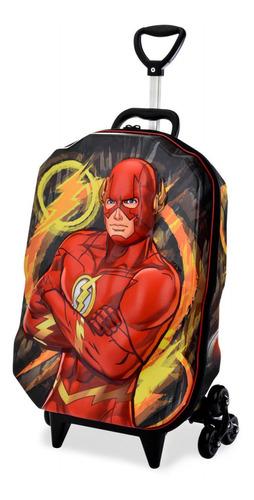 Mochilete 3d Liga The Flash