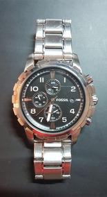 Relógio Fossil Masculino Analógico Ffs4542/z - Prateado