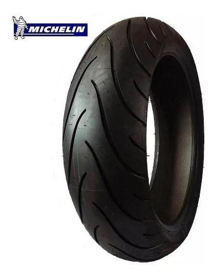 Pneu Traseiro Michelin 180/55-r17 73w Pilot Road Mt 2 07