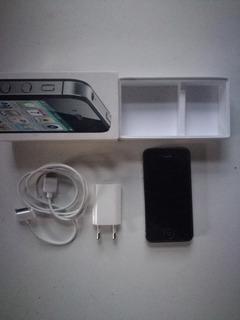 iPhone 4 16gb Con Detalle