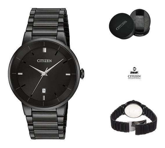 Reloj Citizen 60877 Bi5017-50e Quartz Hombre Negro Full