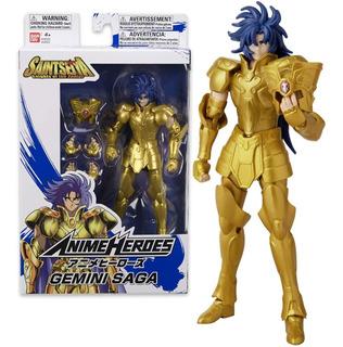Caballeros Del Zodiaco Gemini Saga Saintseiya Bandai Replay