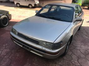 Toyota Corolla Japonés