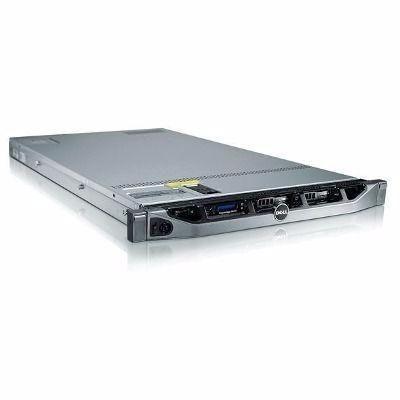 Servidor Dell R610 2x Xeon X5550 4core 600gb Sas 12gb Ddr3