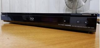 Blu- Ray Sony
