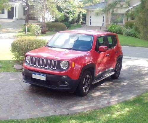 Jeep Renegade Sport 1.8 Con Accesorios