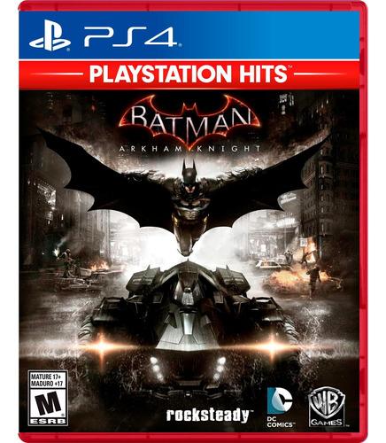 Imagen 1 de 7 de Batman: Arkham Knight Formato Físico Ps4 Original