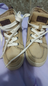 Sapato De Cano Alto Meninos