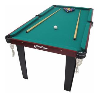 Mesa Klopf 1035 De Sinuca Bilhar Snooker Residencial