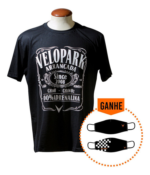 Camiseta Arrancada Velopark Old
