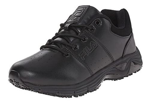 Imagen 1 de 7 de Zapato De Trabajo Antideslizante Bajo Memory Breach Sr De Fi