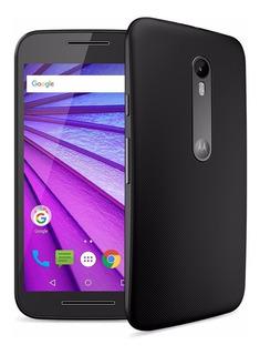 Celular Motorola G3 Xt1542 8gb 13mpx Pantalla Fantasma
