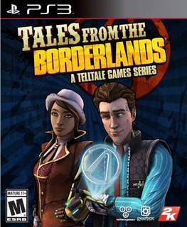 Tales From The Borderlands Completa ~ Ps3 Digital